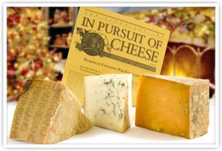 christmas cheese gift